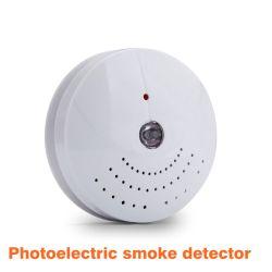 Горячая продажа 9V фотоэлектрический дымовой извещатель в автономном режиме с индикатором