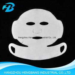 Сухой нетканого материала подложке Die-Cut маску для лица (для ухода за кожей)