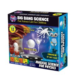 Os brinquedos criativos de ensino aprendizagem de Física