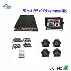 Taxi beweglicher Installationssatz CCTV-DVR mit GPS aufspüren3g 4G