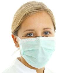 3-capas de máscara de médicos/suave y Enviornmentally Material amigable