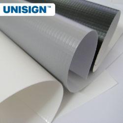 Frontlit rétroéclairé rouleau PVC Flex bannière pour l'intérieur de la publicité extérieure de l'impression 13oz Lona