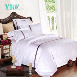 Yrf Wholesale Classic Cotton White Bedding Hotel Down Duvet Cover Bedding