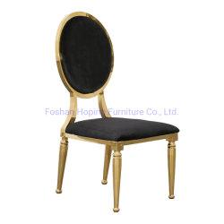 Tables et chaises de mariage pour la location chaise antique arrière ovale Location de chaises de salle à manger Banquet Baker Ritz