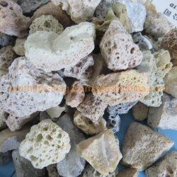 5-35 مم، تلمّير صناعي معدني سابق الذائب للفولاذ السائل