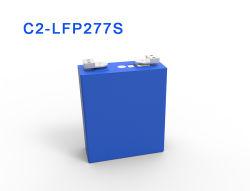 Grande capacidade de alto desempenho 3.2V277ah (C2-LFP277S) LiFePO4 Bateria para EV