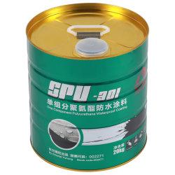 Één Waterdicht makende Deklaag spu-301 van het Polyurethaan van de Component