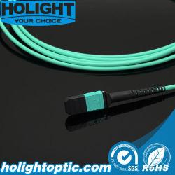 Оптоволоконные соединительные шнур ГПО на ГПО OM3 3,0 мм кабель в сборе