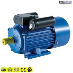 220V 10HP monophasé à couple élevé de l'air du moteur électrique du compresseur