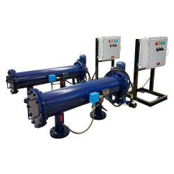 Сетчатый фильтр тонкой очистки Автоматическая Self-Cleaning фильтрации воды для нефтяной промышленности
