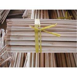 糸が付いている熱い販売の試供品の高品質のほうきのモップのブラシの木のハンドル