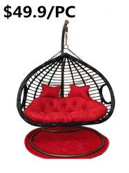 유행 등나무 회귀 정원 거실 편리한 거는 그네 의자