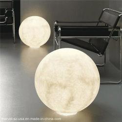 O LED do interruptor de toque Quarto Decoração Luz noturna luz da lua