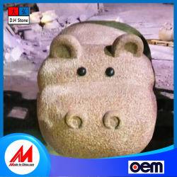 Lado personalizado pedra esculpida de Artesanato