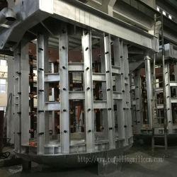 Индукционные печи для литья электрического отопления плавления машины