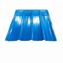 Couleur RAL/Chevauchement/plafonné/360 Degré Couture permanent avec la vis de feuille de toit