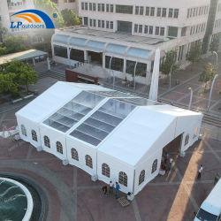 500 Pessoas tendas para eventos casamento festa exterior tenda com Flooring