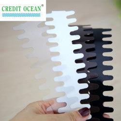 Acetato de celulosa de película de plástico de vuelco para bolso encaje