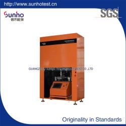 IEC60695人工的な情報処理機能をもった電子ユニバーサル自動白熱ワイヤー材料テストか試験機