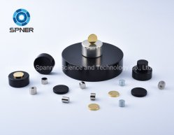 Los grandes bloques magnéticos disco personalizados Anillo/ Super fuerte permanente del sensor del motor de imán de neodimio N52