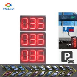 Affichage LED 7 segments pour le système de guidage de stationnement