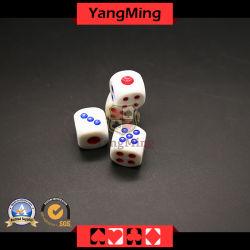 Giochi di Poker Casino Giochi di intrattenimento rotondo Red e Blue dice KTV Agitare Special con il crivello grande Ym-De01