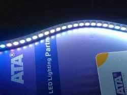 HD107S Bande LED RVB des pixels 5V 30 pixels 60 pixels 144 pixels par mètre en option