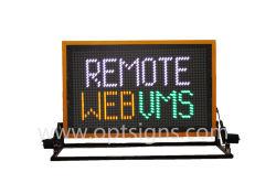 OEM 제조자 차량 마운트 LED 정보 표시 레이다는 소통량 LED 메시지 표시 널의 기초를 두었다