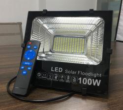 100W 120W 150W 200W 300W Inundação Solar Projector para jardim