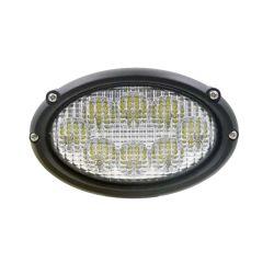 """EMC 12V/24V 6.6"""" 40W Lampes LED CREE ovale auto voiture camion de feux de conduite de travail du tracteur pour Massey Ferguson"""