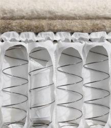3 5 침실 가구 기계설비를 위한 7개의 지역 철강선 매트리스 포켓 봄