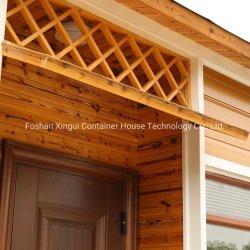 가족을%s 이중 강철 이동할 수 있는 콘테이너 집 또는 홈 또는 별장 한 벌