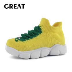 أحذية طفل رضيع من فتاة Greatshoe مع المشي الفردي الناعم حذاء أطفال غير رسمي