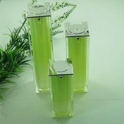 Quadrat der Kosmetik-30ml, 50ml oder luftloser Flasche für Anti-Rosacea Aushärtungs-Gesichts-Sahne