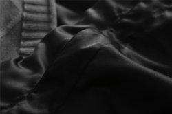 Accueil Hôtel textiles de coton de couleur unie et le tissu de polyester Ensemble de literie