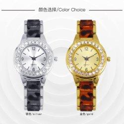 高品質の合金の女性腕時計の日本動き(JY-AL078)