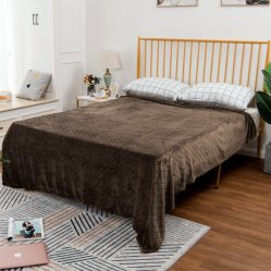 Flanela Macia esculpida de alta qualidade cobertor de lã