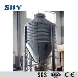 Galvanisierte Korn-Speicher-Stahlkorn-Silo-Huhn-Maschinerie für Geflügelfarm-Gerät