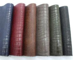 Design de pele de cobra PU Saco de material de couro