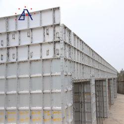 Schablone der Qualitäts-Aluminiumlegierung-6061 des Aufbau-T6 für Verschalung