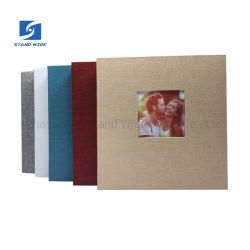 A roupa de cama e auto-adesivo folhas 26 Comprimento x Largura 27 (cm) álbum de fotos, Magnético Scrapbook álbum 40 páginas, Casamento bricolage álbuns de fotos