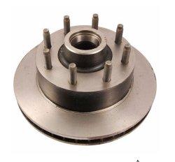 Moulage de précision en acier inoxydable personnalisé Auto roue du moyeu du rotor