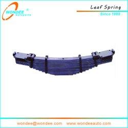 Пластинчатая пружина для тяжелого режима работы для тележки со стороны подвески