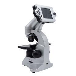 "A33.1501 3.5 "" LCD 2.0mデジタルカメラの生物顕微鏡"