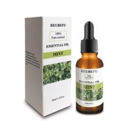 Essentiële Olie van de Pepermunt van Aromatherapy van de Sensatie van de Rang van 100% de Zuivere Organische Natuurlijke Therapeutische Verse Koel30ml