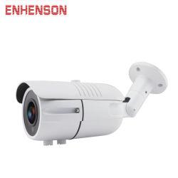 옥외 IR에 의하여 자동화되는 급상승 2.8-12mm 렌즈 Poe 오디오 CCTV H. 265 소니 Imx335 5MP Megapixel IP 사진기