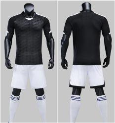 通気性の人のスポーツの摩耗のサッカーのワイシャツのFotballの服装のサッカーかFotballジャージーCustomeの衣類の方法衣服