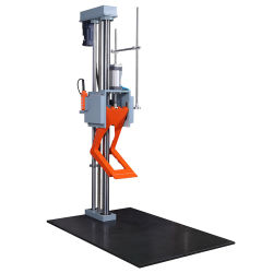 Impacto industrial Ista queda de embalagem máquina de ensaio com altura de queda 300-1500mm