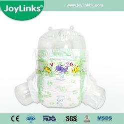 El más barato precio de fábrica suavidad transpirable, el cuidado del bebé pañales desechables productos