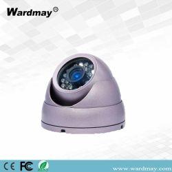 Mini Cámara domo de metal dentro del coche de la CCD cámara con alta calidad de visión nocturna de Vigilancia de seguridad del vehículo Camers para Bus